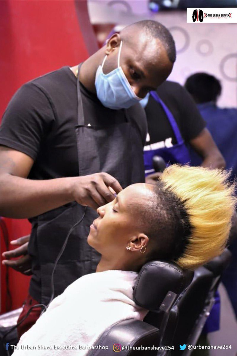 Come & get that unique hairstyle of choice done at Urban Shave. We are at Gateway Mall, 3rd Floor or at Southfield Mall, 1st Floor.  #shaving #barbers #hairdesign #barbershopconnect #love #lovely #hairoftheday #getoutside #hairstylist  #hairstyles #gains #gaintrick #gaintrainpic.twitter.com/nUEYotrYrN