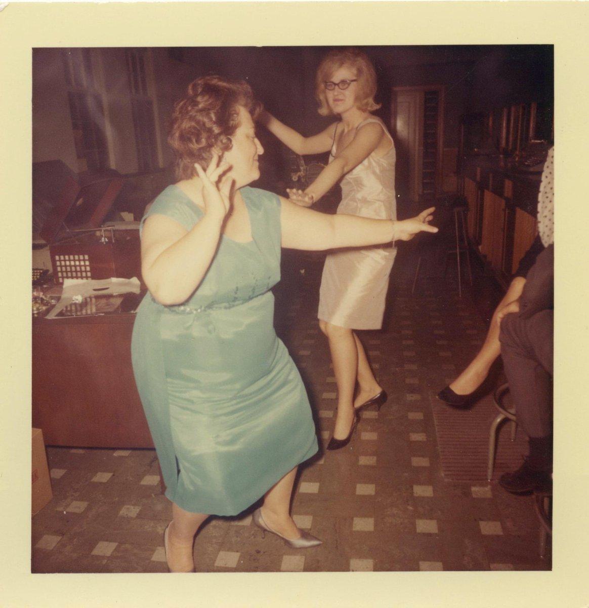 The Dance - vintage snapshot via Ed Engel