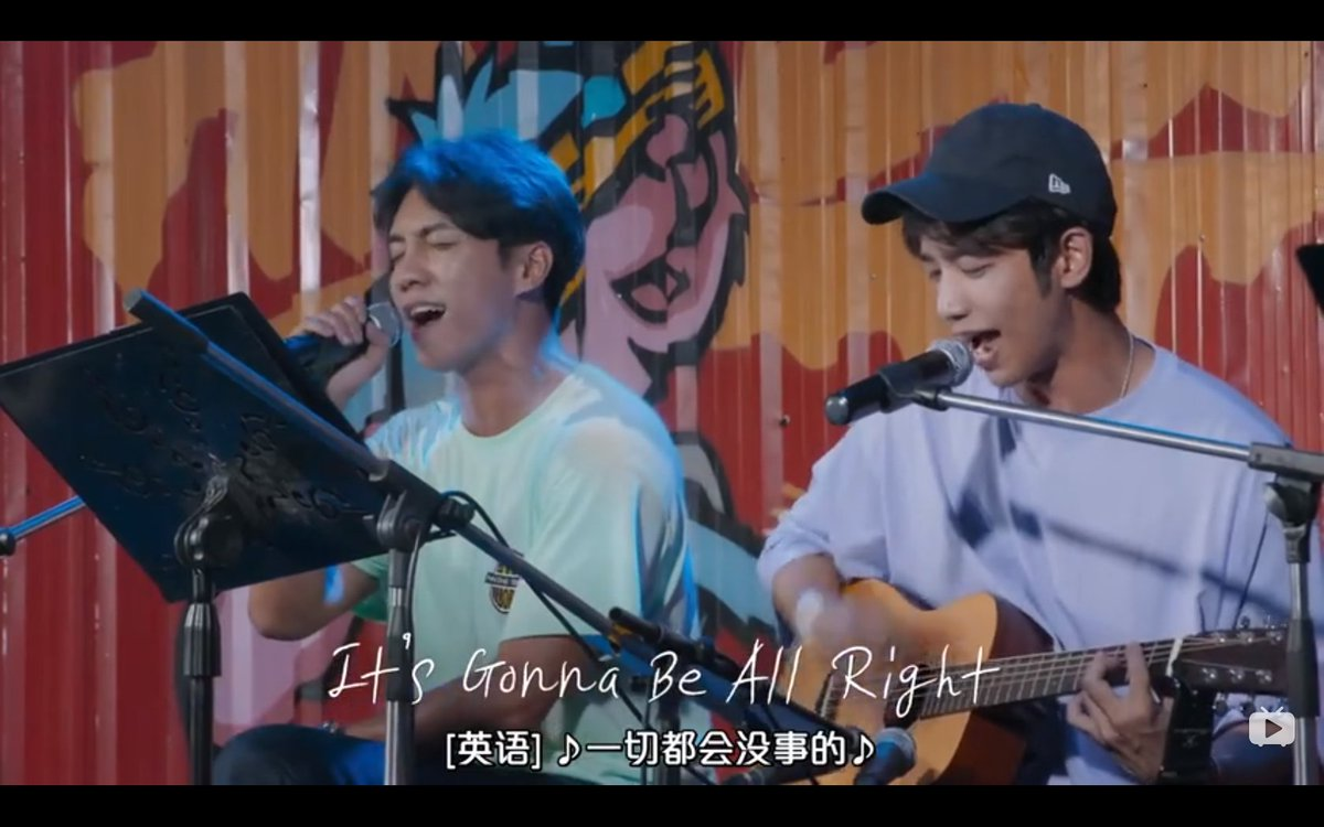 Twogether EP05  The only chance to see Lee Seunggi sing now is in variety show. Really miss singer Lee!  Below is him and Jasper Liu singing the show's theme song in Thailand. Seunggi wrote the lyrics. pic.twitter.com/FHirm3K0Ld
