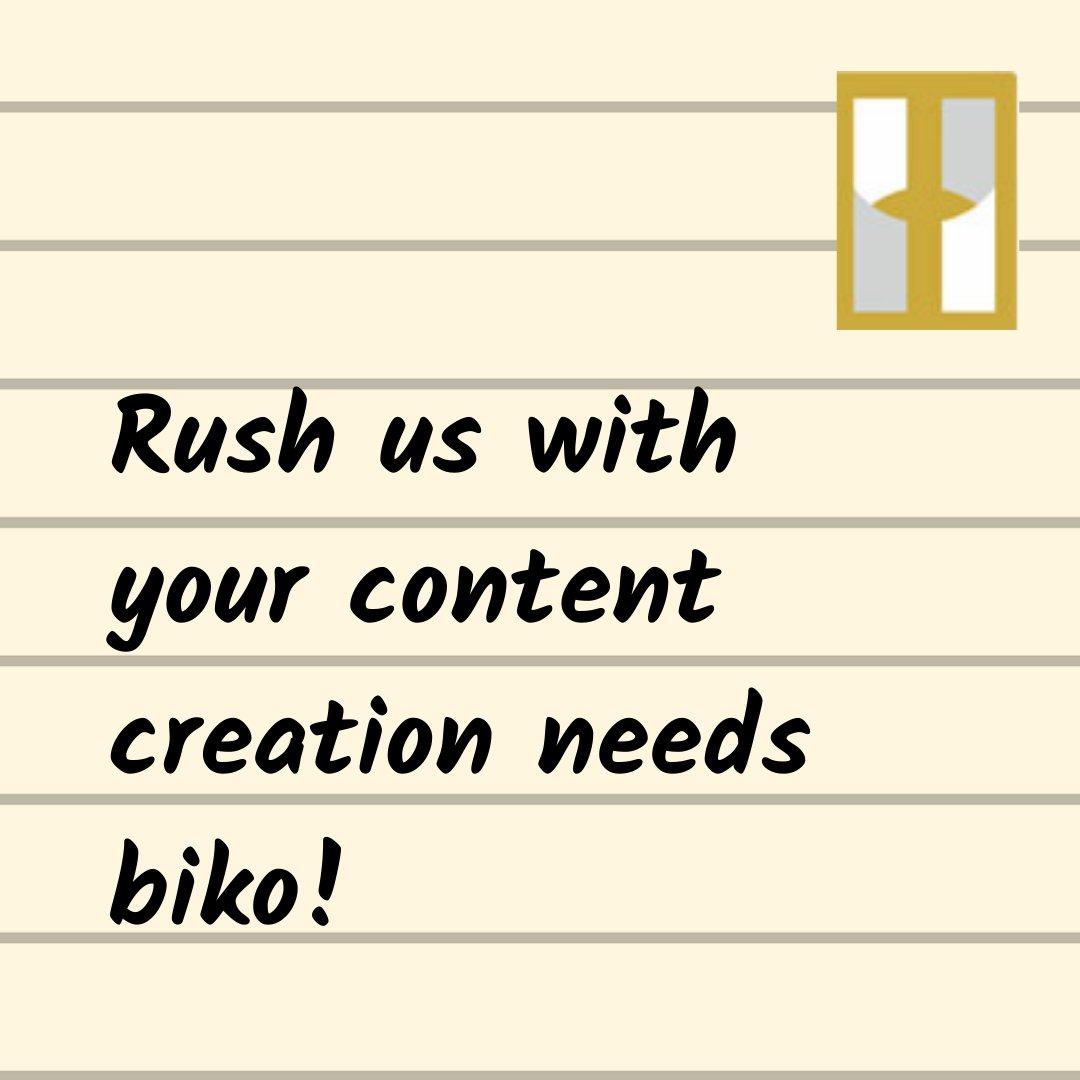 Yes, o! The bills need sorting. We're not content creation sensei for nothing.  #entrepreneurs #entrepreneurship #entrepreneurmindset #entrepreneurlife #activelifestyle #business #businesslife #businessowner #hustle #hustlehard #hustleafrica #hustleandmotivate #hustlerspic.twitter.com/QQVIOiMGPt