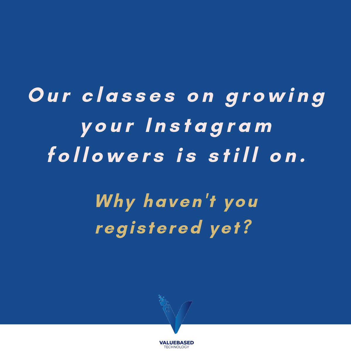 The gain class is still open. Send a DM today and get the best deal. If you're looking to design a website or logo? Look no further..  Visit http://www.valuebasedtechnology.com  #valuebasedtechnology #webdesign #website #abujasales #businessowner #abujaschools #logodesign #websitebuildepic.twitter.com/xO2dbtKT0P