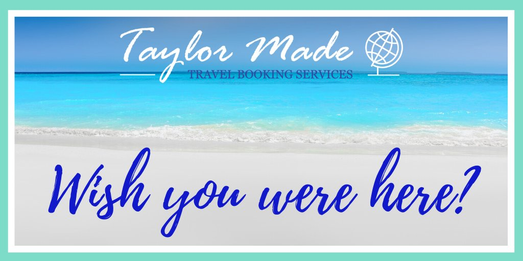 Wish you were here? Personal and bespoke ABTA Travel Booking Service. Turning your dream holiday into a reality. EMAILjules.taylor@premier-travel.co.uk   #TravelAgent #TravelConsultant #TravelInspiration #BusinessTravel #Consultant #Director #Coach #PublicSpeaker #BusinessOwner pic.twitter.com/0R9l73Fku8
