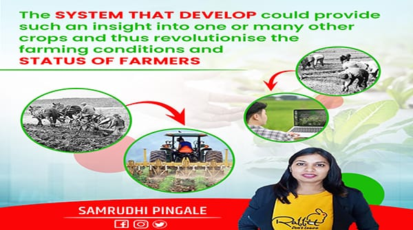 The System That Develop could provide such on insight into one or many other crops and thus revolutionize the farming conditions and Status of Farmers  Get Detailed information in Blog : …  https://t.co/ByiEEUcAfJ…/……  #agriculture #armers #sector #farming #food #state #minis https://t.co/Ecz8pDl7Ck