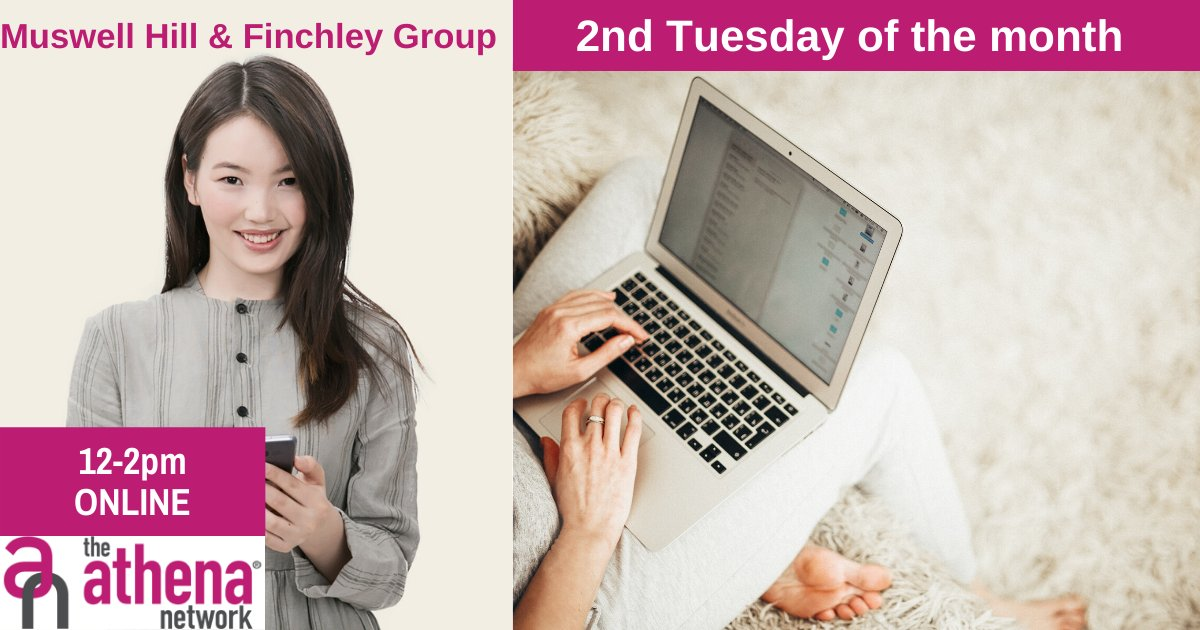 This is your last chance to book on for our Muswell Hill & Finchley virtual meeting on 14th July!  Are you looking to branch out and need some support and advice?   We may be able to help you, contact me today for information #BeYourOwnBoss #NetworkLikeABoss #GirlBosses #SelfMade https://t.co/mSwjES1UTK