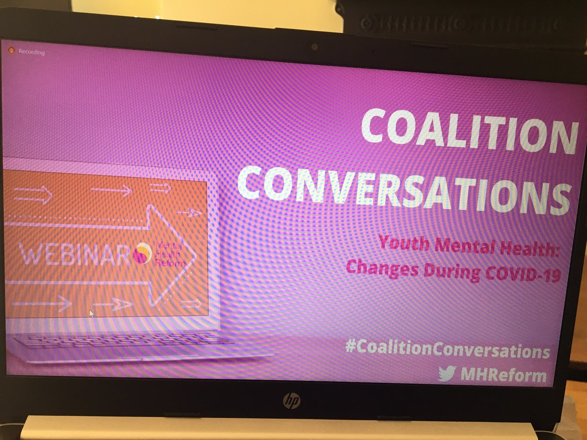 Looking forward to hearing from @JigsawYMH and @SpunOut on @MHReform webinar today #coalitionconversations https://t.co/NGt1pObenY