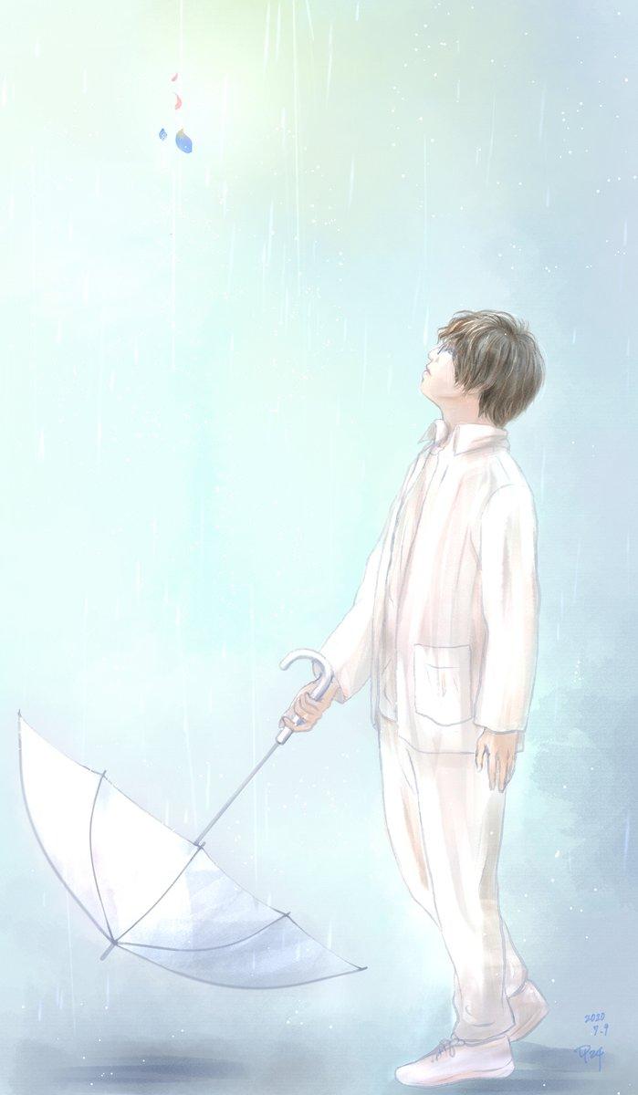 RT @tomox_D124: 7/9 #泣く日   #DaichiMiura #CLIPSTUDIOPAINT https://t.co/XA292x6tgU https://t.co/BddzOVaJwZ
