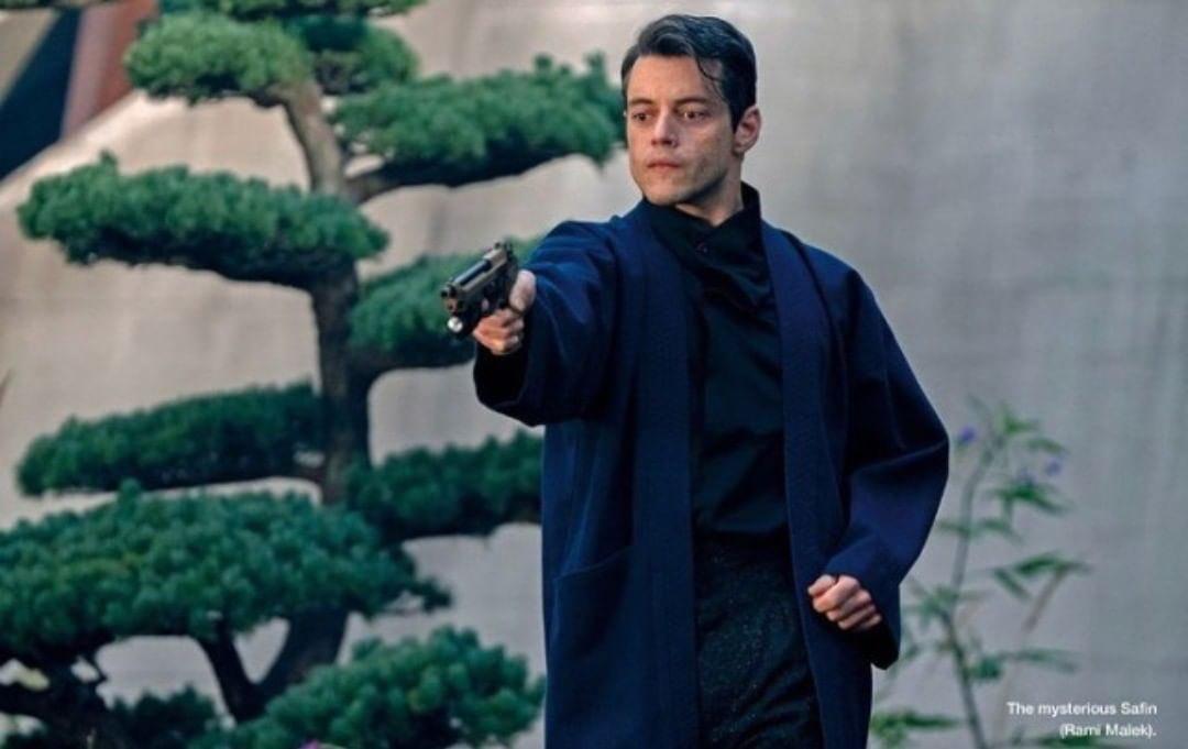 "James Bond Brasil Twitterissä: ""Nova foto de Rami Malek como Safin em 007 -  Sem Tempo Para Morrer, em novembro nos cinemas. #SemTempoParaMorrer  #JamesBond #NoTimeToDie #RamiMalek… https://t.co/bv3cgXXT5o"""