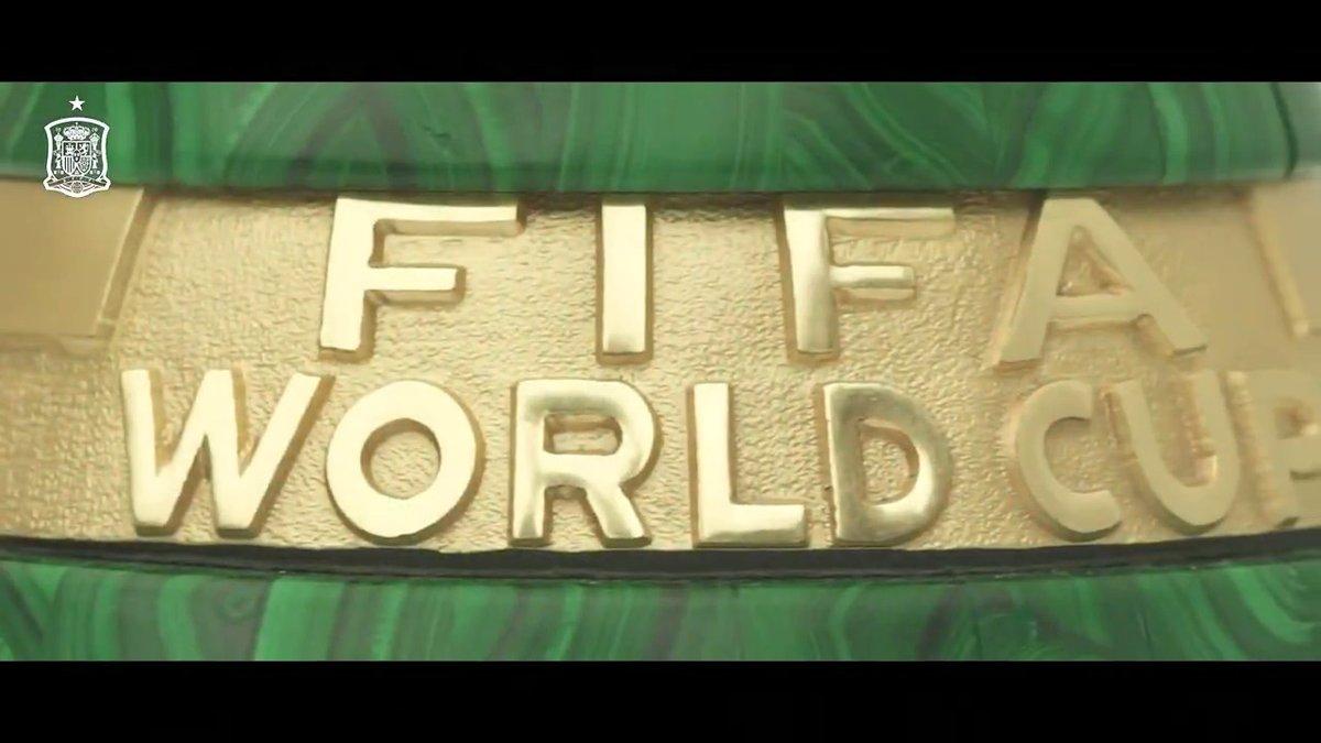 🏆¡Nuestra Copa del Mundo te espera este sábado!  🗓️ Sábado 11 de julio 🕙 De 10 a 15h. 📍 Plaza de Colón, Madrid  😷↔️🧴 Respetando SIEMPRE las medidas de seguridad  #10AñosDeNuestraEstrella ⭐ https://t.co/iiTQeC55eK