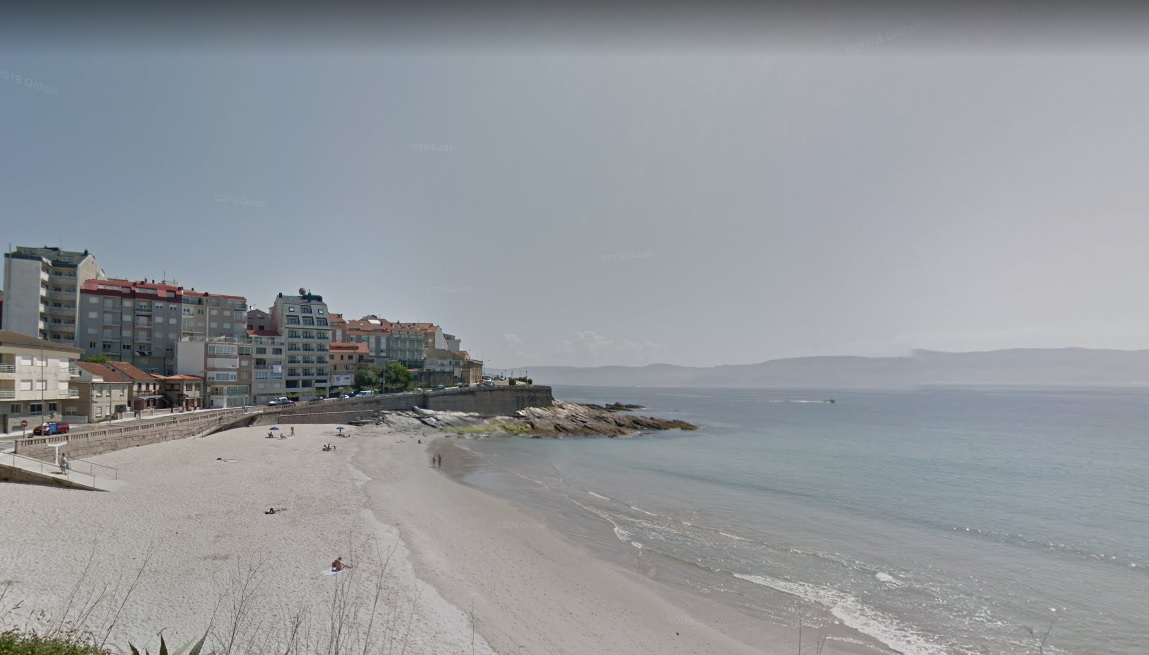 Playa Caneliñas, pequeña pero matona En #Portonovo #Sanxenxo #RiasBaixas #Pontevedra #Galifornia #Paraíso