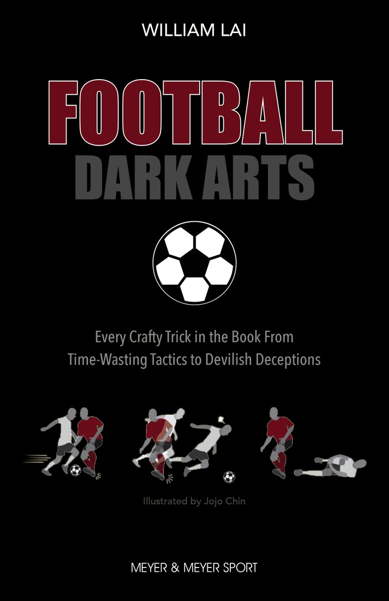 #CompetitionTime 2 celebrate UK release of the fab 'Football Dark Arts' #footballbook we're giving away a copy! 4 ur chance to win, comment & RT by noonGMT13/07 #WIN #football #strategy #coaching #soccer #footballtricks #footballtips #footballgift #Giveaway #book #FreebieFridaypic.twitter.com/Ga29h728th