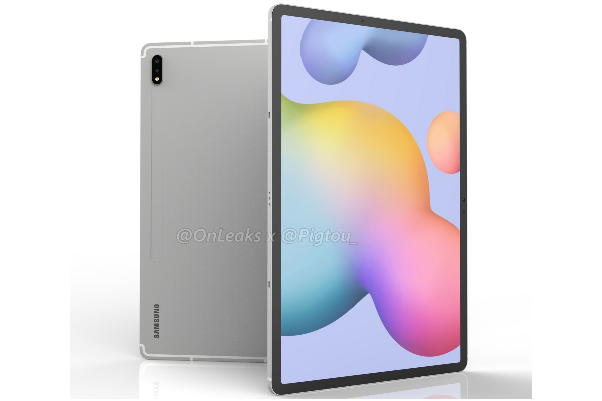 The full specs of the Samsung Galaxy Tab S7+ 5G are out of the bag http://dlvr.it/RbGSFg  @slidemepic.twitter.com/WEzCGJUOiI