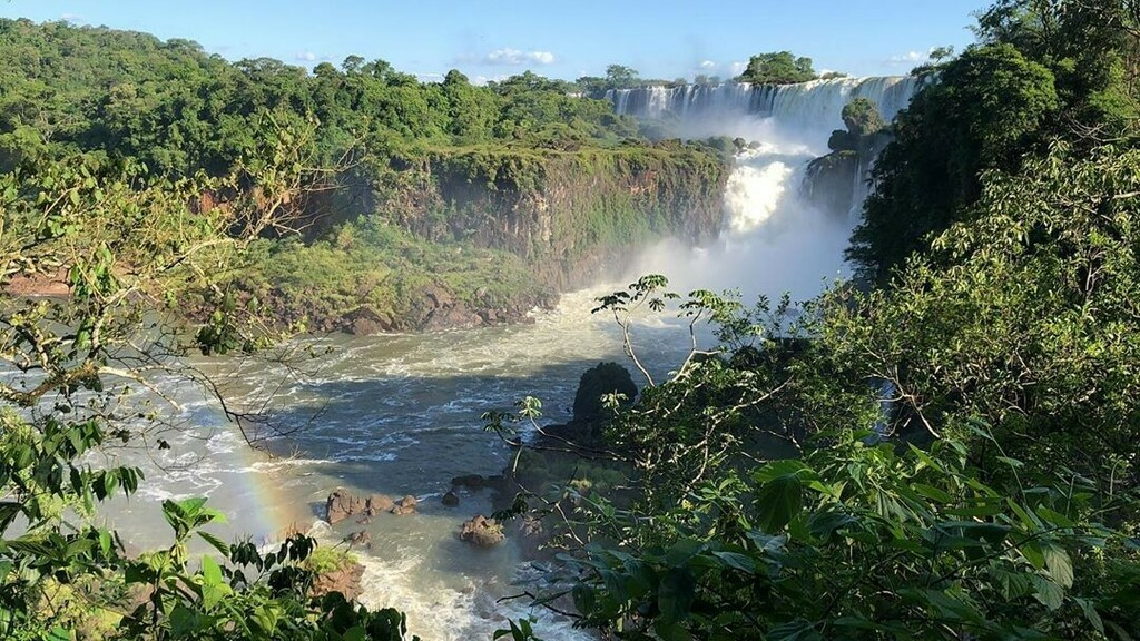 Iguazu Brazil  Feel Free to contact us if you have question or need information #Travelgram #Travelholic  #Travelbook #Traveller #Travel_Captures #Instatravel #SeeTheWorld #TravelTheWorld #TravelAddict  #Travellingram #TravellingThroughTheWorld #TravelIsLife #TravelWith…pic.twitter.com/LDFFoqGCxb