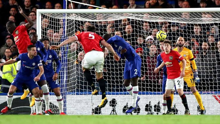 Im not letting Chelsea fans tell me Maguire is shit  The nerve man https://t.co/pIkNHb92eO