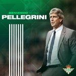Image for the Tweet beginning: 📣OFICIAL: Pellegrini, nuevo entrenador del