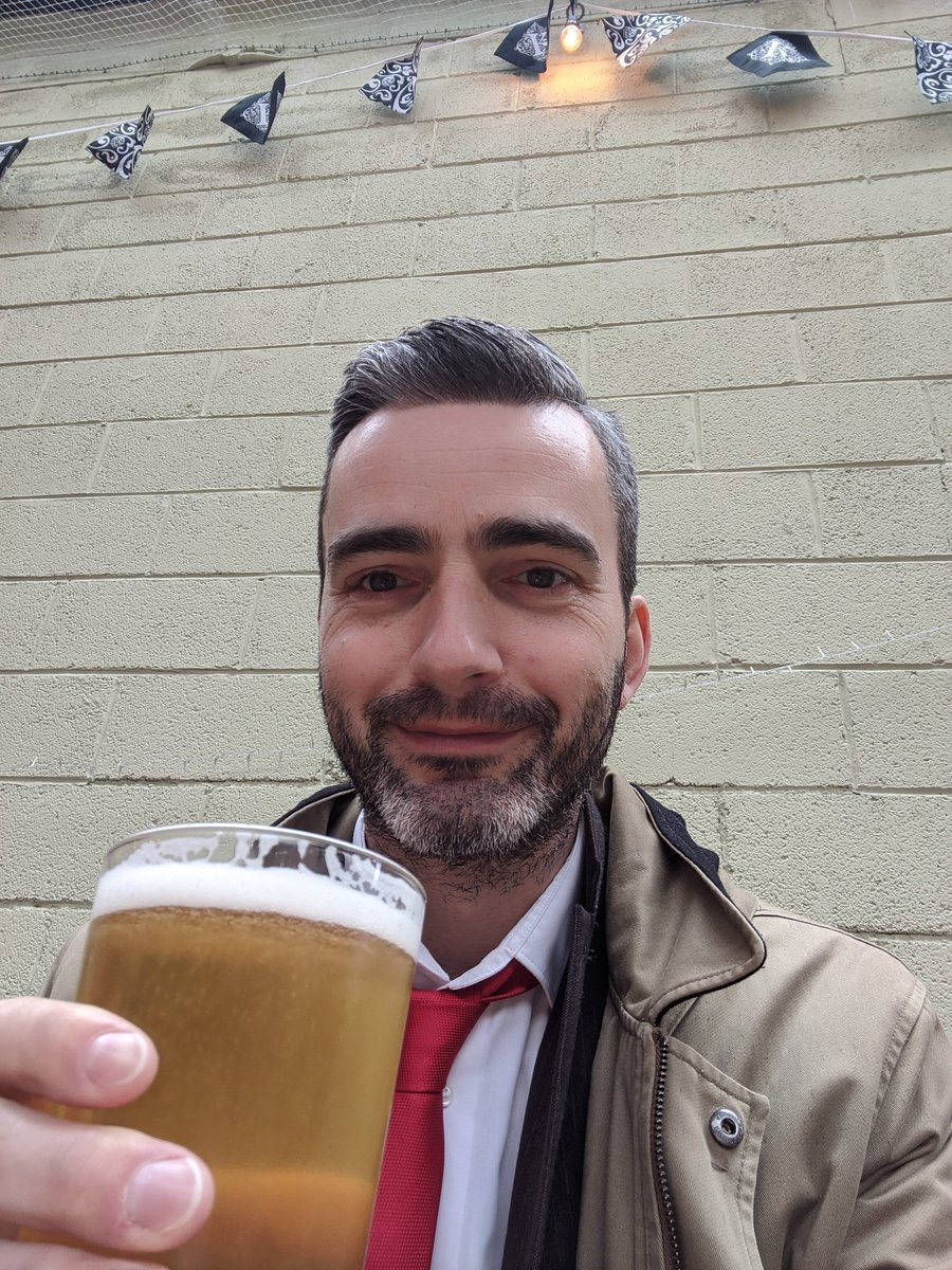 I am sure there is something inconsistent in some of my previous outraged tweets and that Ive stopped off for a pint on the way home from the barbers.