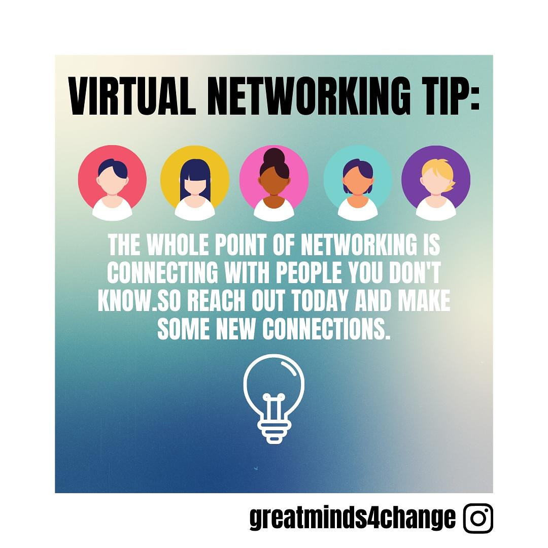 Make a new connection today!  #ceomindset #ceolife #entreprenuership   #networkingevent #businessnetworking #entrepreneurmindset #virtualnetworking   #smallbiztips  #socialnetworkingtips #opportunities #businesstips #jobopening #providingopportunities  #jobopportunitiesavailable https://t.co/q9cEXU0nHR