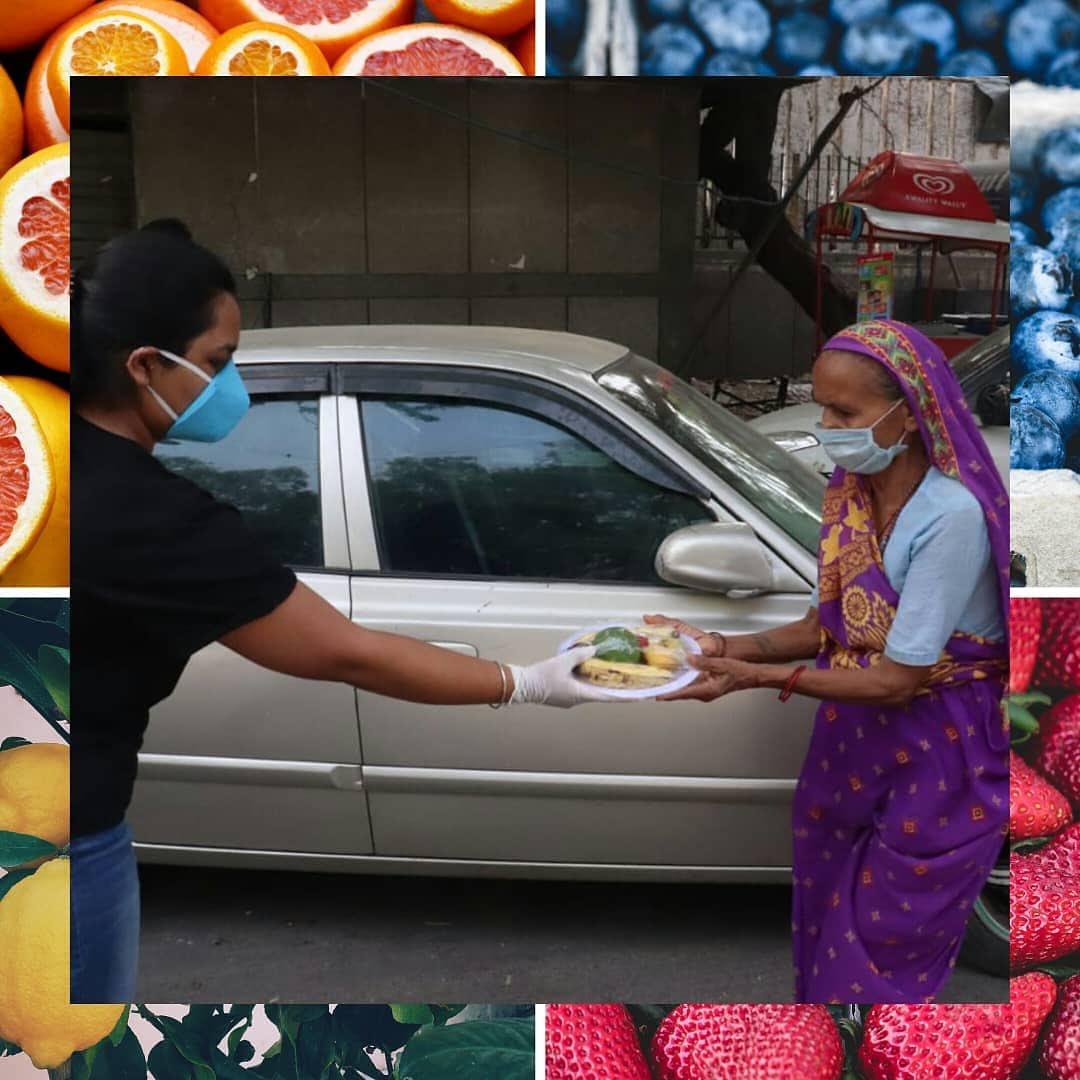 Rotaract Club of Mahaaraja Agrsain organized it's first even of the tenure- *Aagaaz* : khushion ke phal- A first donation drive🌺  #rid3011 #rise #cherished #teamRaCMA #theeraofequality  @Shekhar_Rotary @Rotary https://t.co/rHWWWYecAw