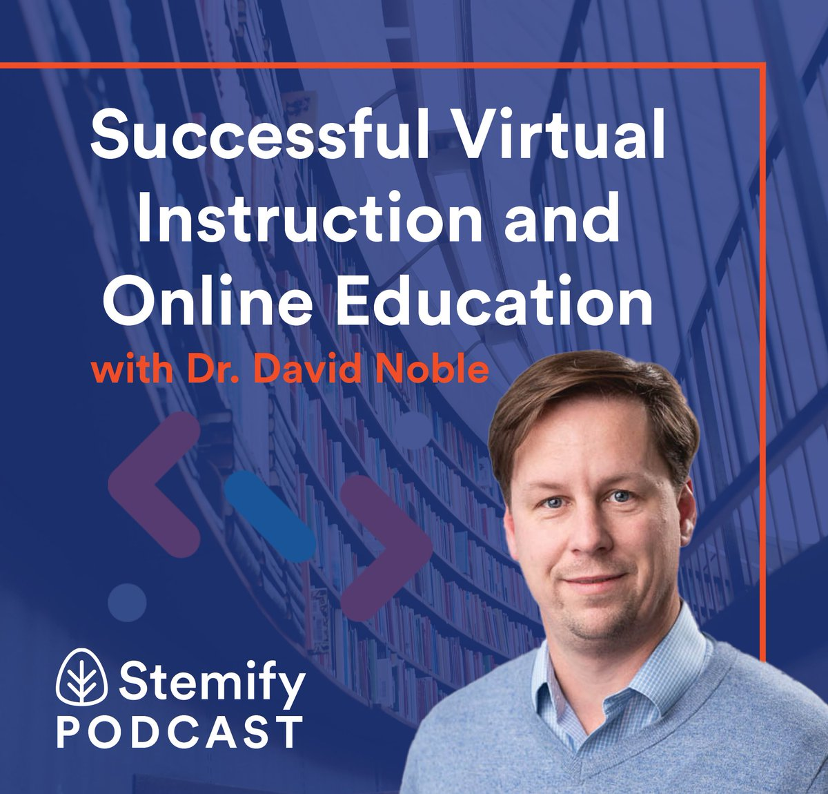 Insightful words from Dr. David Noble in the latest episode of the Stemify Podcast. David and Amit discuss the changing landscape of education and the key factors impacting online learning. #stemeducation #edtech #stemifypodcast https://stemify.ai/podcast/successful-virtual-instruction-and-online-education/?utm_source=twitter&utm_medium=social&utm_campaign=podcast2 …pic.twitter.com/E57C1UHGWa