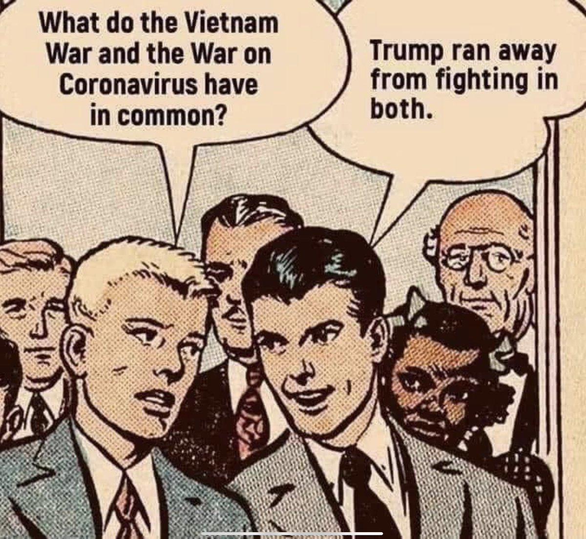 Your a weak feeble minded disgrace @realDonaldTrump