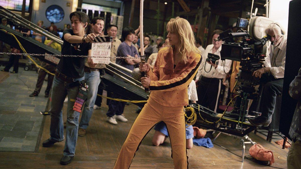 Where does Kill Bill: Vol. 1 rank on your list Tarantino films?