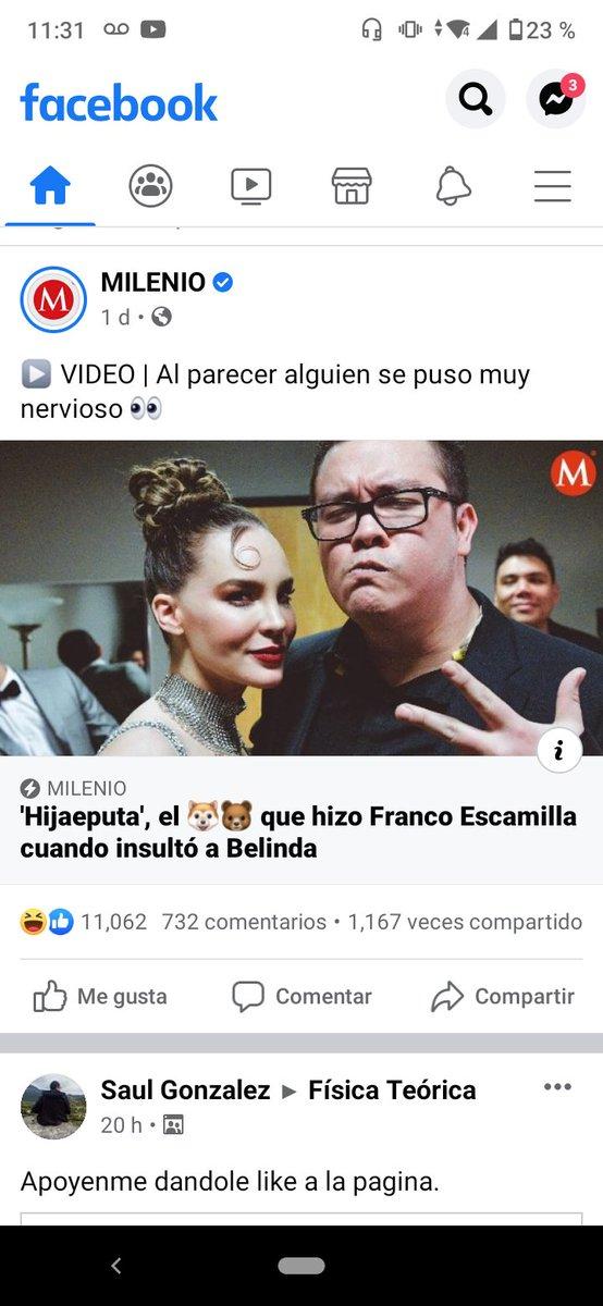 Ya le pidieron nota al becario que se la pasa en Youtube jajajja @franco_esca #lamesarenonaenvivo https://t.co/6SiIvwsj4Y