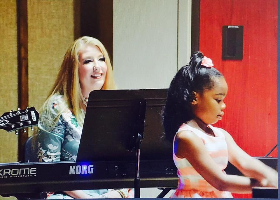 Isn't she precious?! This is one of my piano babies performing at our recital a few years ago.She is the third generation in the studio!I am so blessed to be called teacher, but even more so to be called friend.   #lovemycalling #lovemybabies #sheisoneofmyforeverfavoritespic.twitter.com/czokqHGsw0