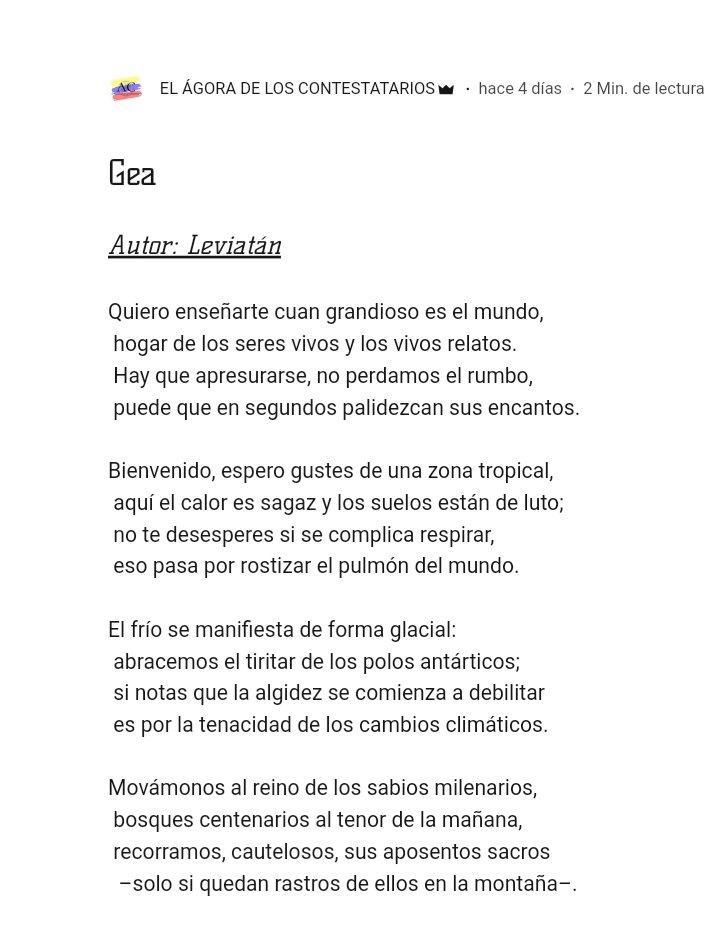 https://agoradeloscontesta.wixsite.com/acontestatarios/post/__gea…  #Medellín #Cali #Bogotá #Pereira  #LGBT #Bogotá #JEP #NoMásCensura #NosEstánMatando #Quindío #Colombia #Feminismo #Mujer #LeoYComparto #QueLeer #Leer #LibrosRecomendados #Libros #Book #Books #BookPhotography #InstaBook #Bookstagrammer #BookAddict #Frasespic.twitter.com/kOhPrkkPMI