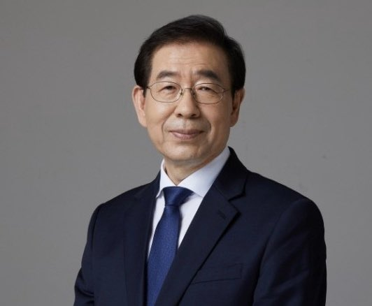 The #Seoul mayor Park Won-soon was found dead in bukhansan early morning Friday. pic.twitter.com/py7czGxvS5