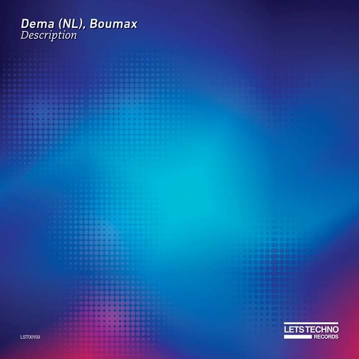 "Dema (NL), Boumax ""Description"" Beatport https://www.beatport.com/release/description/2998680 …   Junodownload https://www.junodownload.com/products/dema-boumax-description/4609840-02/ …  Traxsource https://www.traxsource.com/title/1365998/description …  LETS TECHNO #techno #technomusic #technofamily #technolovers #musician #thursdayvibes #ThursdayMotivation #Dance #DJ #clubbing #NewReleasepic.twitter.com/dfVse7MdqW"