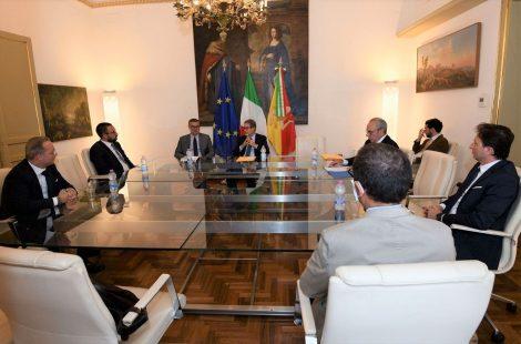 """Parchi naturali in Sicilia, Musumeci incontra presidenti """"Devono essere risorsa e strumento crescita territorio"""" - https://t.co/a6BEDtwGWQ #blogsicilianotizie"""