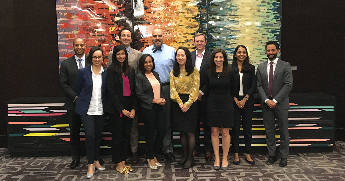 #RT @AANMember: After months of hard work, the 2019-2020 Emerging Leaders program participants will celebrate their graduation this evening. We're so grateful for them and equally excited, as this just the beginning! #AANleadership #NeurologyProud …pic.twitter.com/NR3mYm74WW