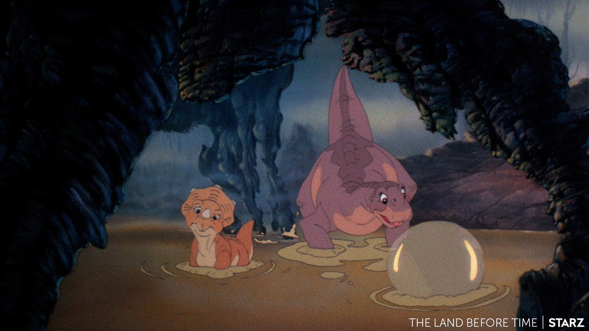 Okay, but who remembers the tree stars? #TheLandBeforeTime #STARZ