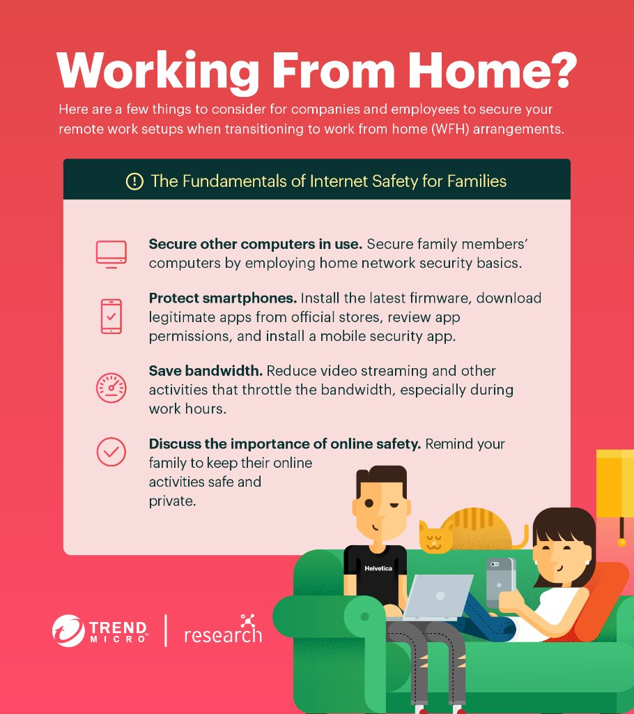 #WFH setups come with their own set of security risks and threats, as discussed by Liggett Consulting CEO Mark Liggett. More details: https://bit.ly/2BUDVzw pic.twitter.com/gZ8jaUZjbS