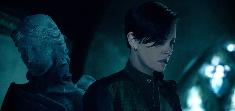 Who is excited for #Netflix's #TheOldGuard? We're very hyped for this adaptation starring #CharlizeTheron. Let's watch the latest #trailer again as we get ready for #Friday!