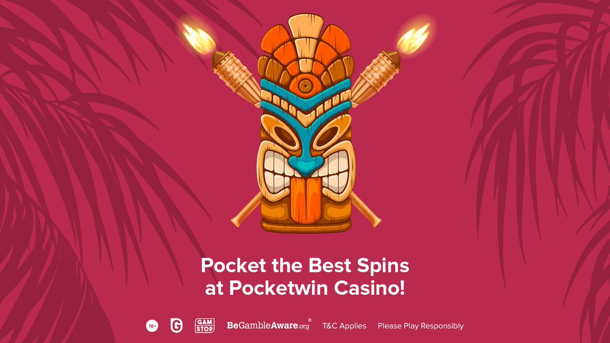 Are you ready for an awesome summer adventure? Because Pocketwin Casino is giving you an opportunity to win a holiday or a share of 50,000 Extra Spins to your doorstep!  Learn more on: https://t.co/R2es3SvwOT  #AskGamblers  #slots #onlinegames #casino #onlinecasino #casinopromo https://t.co/DnYEMX0T7Y