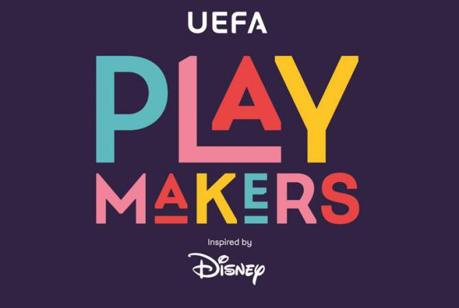 Armenia is one of the first countries which has the privilege to join #UEFAPlayMakers🤩 The start of the program will be in March 2021🥳  #Armenia #UEFAPlayMakers #PlayMakers https://t.co/EiU2M3he2j