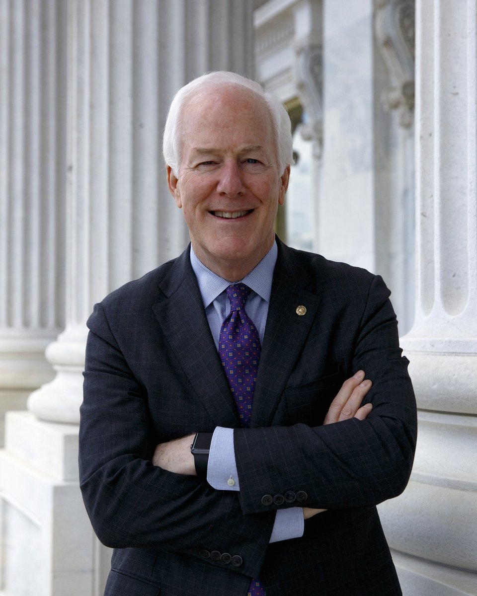 U.S. Chamber of Commerce endorses Sen. John Cornyn for reelection! Sen. Cornyn is the pro-business conservative Dallas County and Texas needs to keep our jobs safe from overreaching regulations. Only with Sen. Cornyns help can DFW continue to be a beacon of economic prosperity.