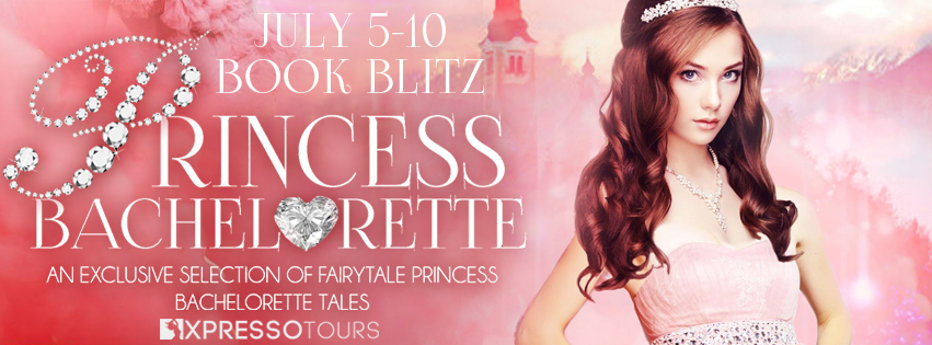 Read a short excerpt from PRINCESS BACHELORETTE, a #NewAdult fantasy, by various authors on my blog. You can get the eBook for only 99 cents for a limited time. Enter the #GIVEAWAY to #win a princess #PrizePack worth $70! @xpressotours https://t.co/2lGSEyeLar https://t.co/GmejORZR50