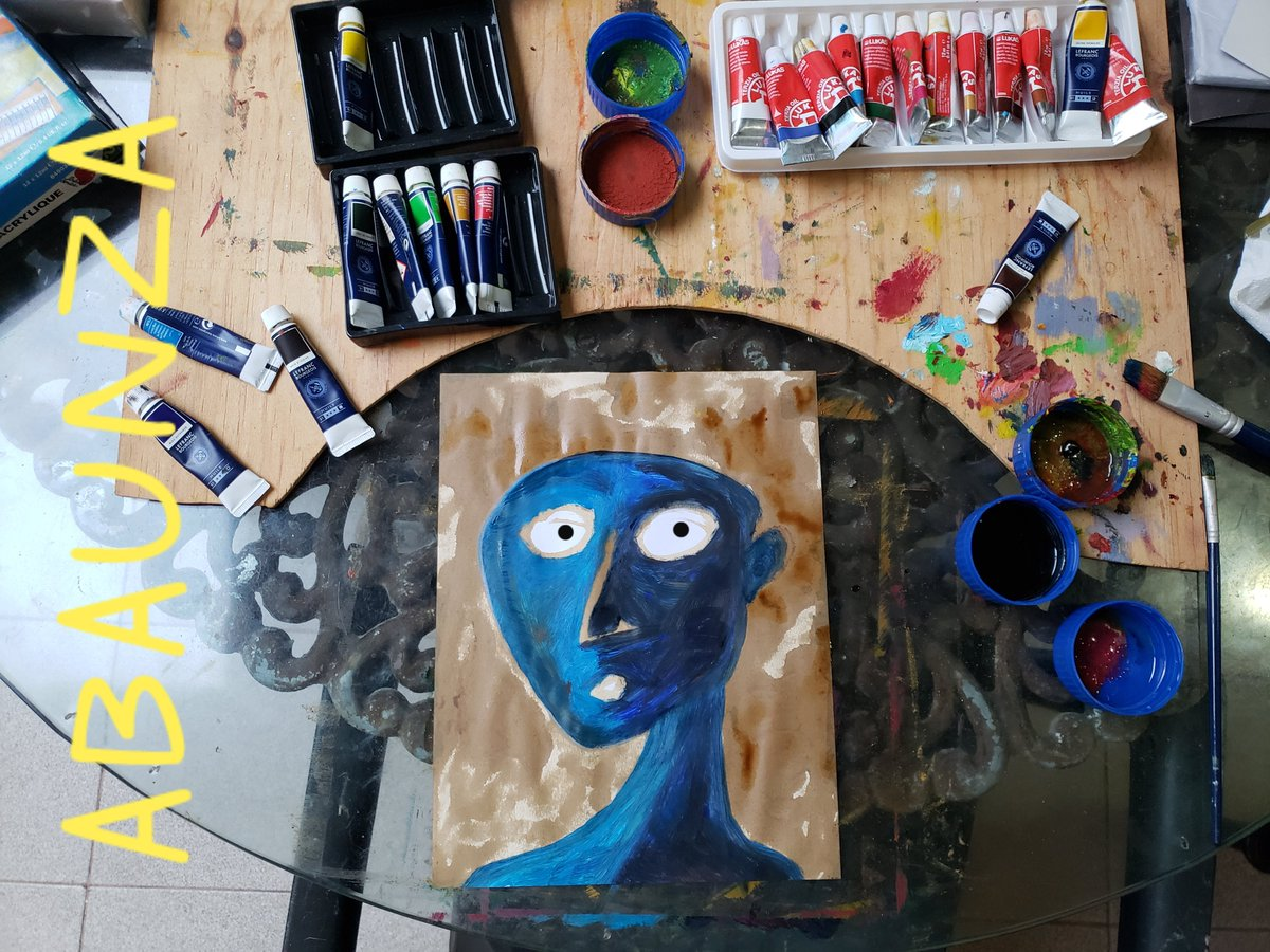 #art #photo #modernart #oilpainting  #artoftheday #singulart #matisse #Picasso  #painting  #drawing #vangogh #artistsof2020 #artist #abaunzaart #abstractart #artgallery #expressionism  #artwork  #fineartgallery #artcollector #alien #oleo #acuarela #pintura #postimpressionismpic.twitter.com/mnBq0lgqwq