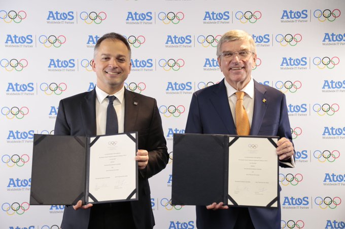 We are proud to extend our worldwide partnership with the International #Olympic Committee...