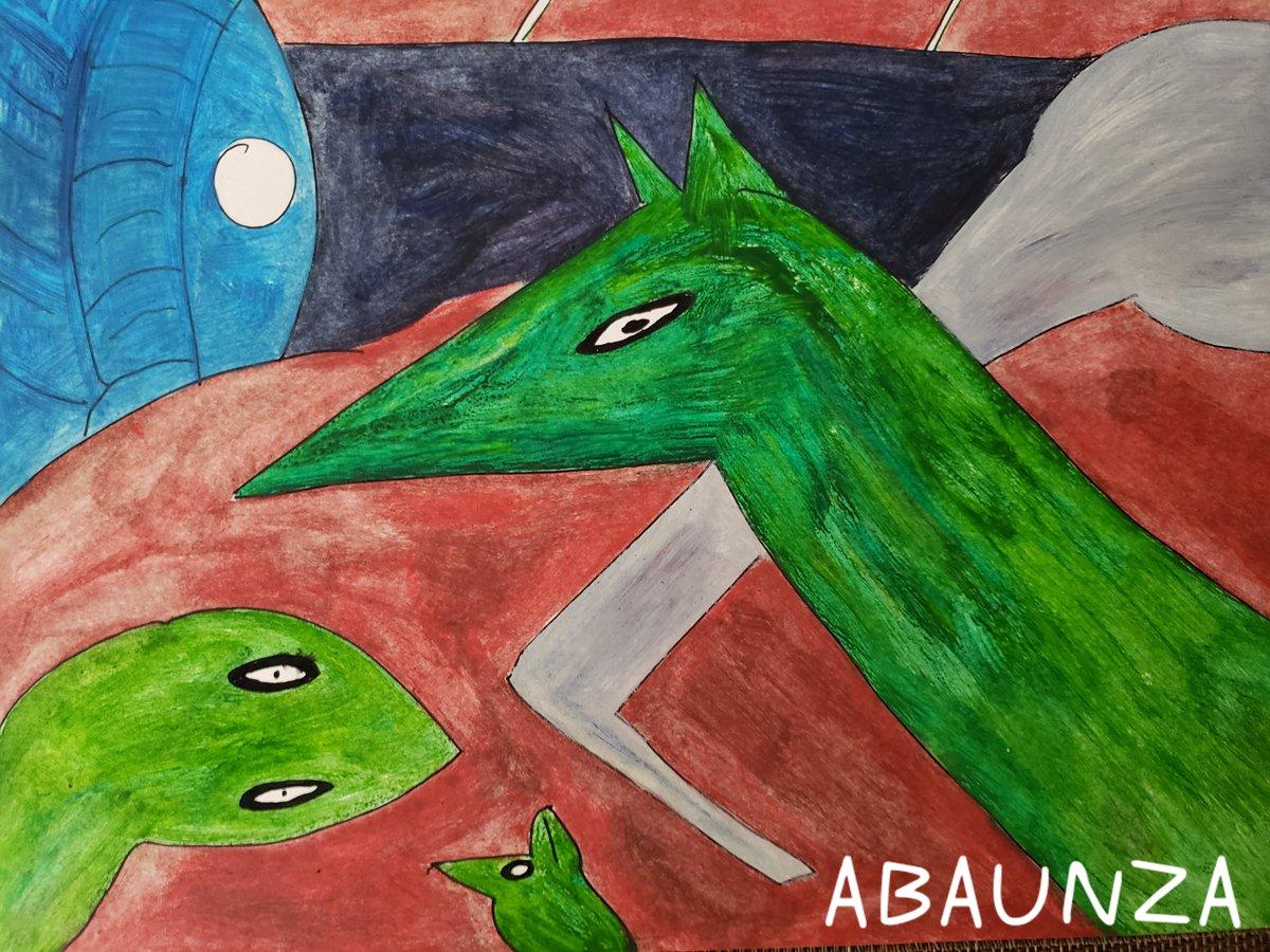 #art #photo #modernart #oilpainting  #artoftheday #singulart #matisse #Picasso  #painting  #drawing #vangogh #artistsof2020 #artist #abaunzaart #abstractart #artgallery #expressionism  #artwork  #fineartgallery #artcollector #alien #oleo #acuarela #pintura #postimpressionismpic.twitter.com/oeRk4QzQUL