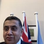 Image for the Tweet beginning: Lord @tariqahmadbt of Wimbledon 🇬🇧