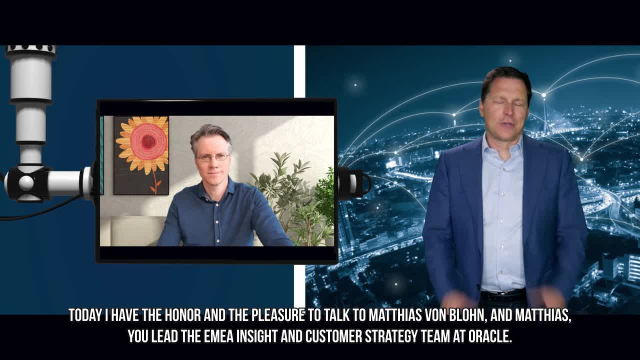 How is @Oracle helping business leaders adapt and be resilient in today's shifting market dynamics? Oracle's Matthias Von Blohn outlines how real-time insights from #cloud-based integrated #finance, HR and Supply Chain applications hold the key.... https://bit.ly/324ashBpic.twitter.com/pewjSGZmtB