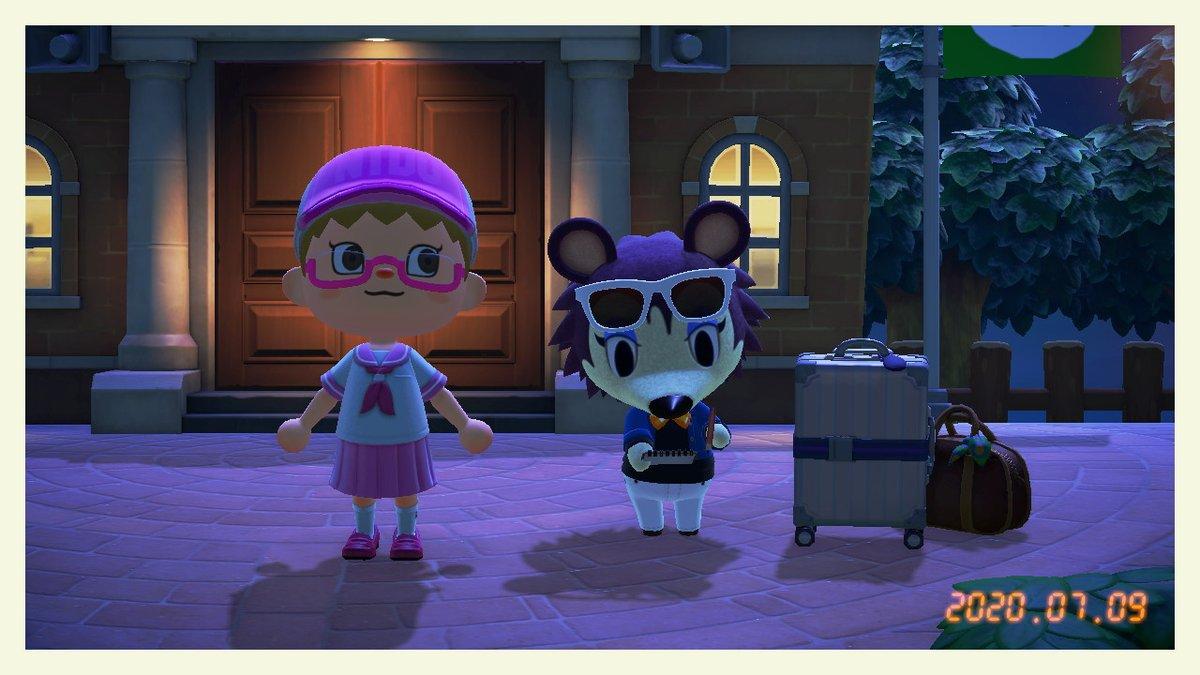 #どうぶつの森 #AnimalCrossing #ACNH #NintendoSwitch https://t.co/mFCputcJiG