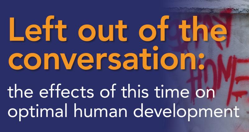 These webinars will look at the effect of #COVID19 on human development & how it will shape a new research agenda, with emphasis on its disruptions of child development, #foodsecurity, public health priorities, socio-economic progress & the environment. https://tinyurl.com/yaa6zynspic.twitter.com/1A43jn6pbr