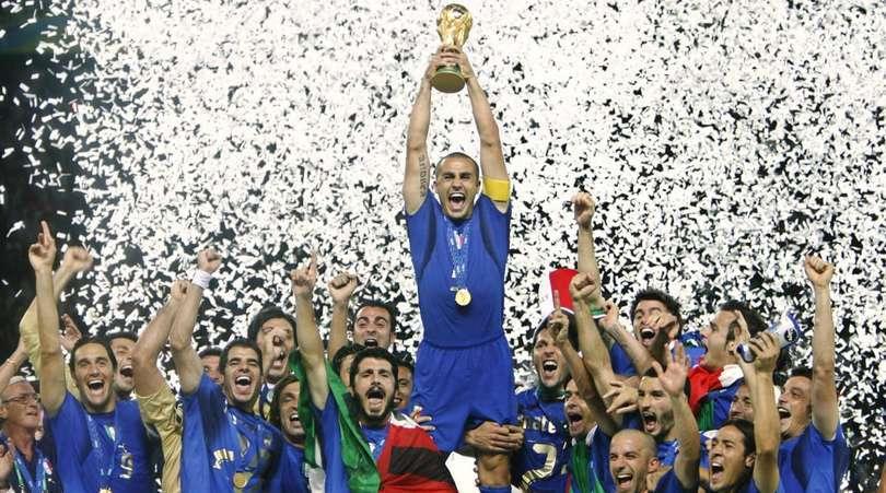 Na današnji dan 2006. godine Italija je postala prvak svijeta! 🏆🥇 #Italy #WorldCup https://t.co/fnmEZGGrSC