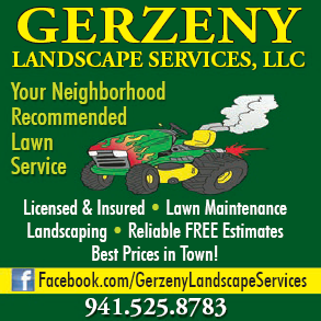 Is your lawn & beds looking sad? Let Gerzeny Landscape Services get your yard back up to tip top shape! Give us a call today!!  #lawncare #veniceflorida #landscaping #flowerbedspic.twitter.com/4Y3dZb4osW