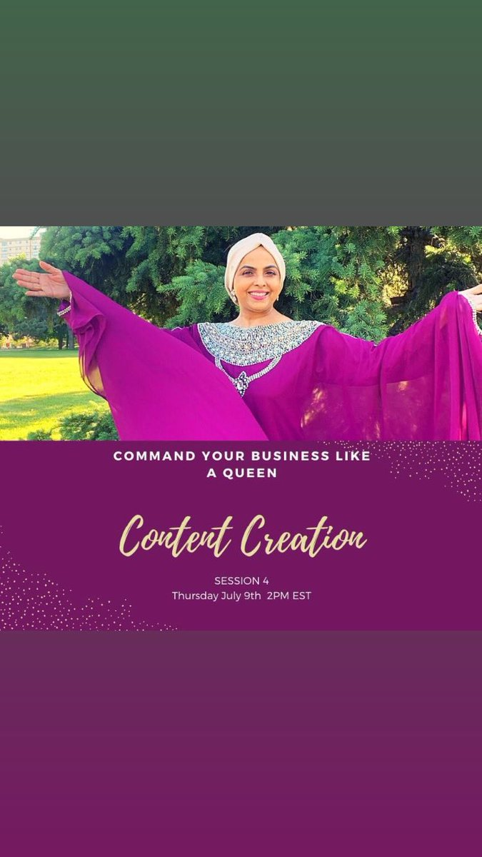 How To Take Your Knowledge and Skills and Turn It Into An Online Program    HAPPENING TODAY #leadership #womenempowerment #femalebusinessowner pic.twitter.com/aNdmACcLux