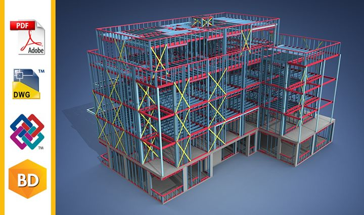 #VertexBD #BIM software supports over 20 file formats used in construction projects. You can import existing 2D drawings and 3D models from other CAD systems and export your plans and models for collaboration. Learn more: https://bit.ly/2KQb28F .  #SteelFraming #WoodFraming #IFCpic.twitter.com/xuXSrFMV7k