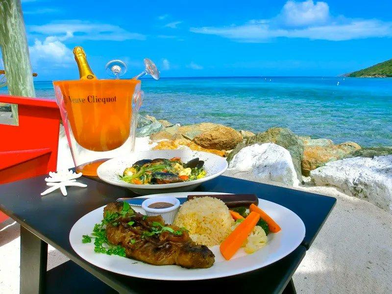 Morning in British Virgin Islands. #TravelandLifestyle #breakfast #breakfastwithaview #vegan #food #amazingplaces #wonderfulplaces #beautifulplaces #travelblogger #bvi #travelphoto #wanderlust #travelpic #travelers #traveler #travel #travelgirl #britishvirginislands #chefpic.twitter.com/QDYG57qKsM